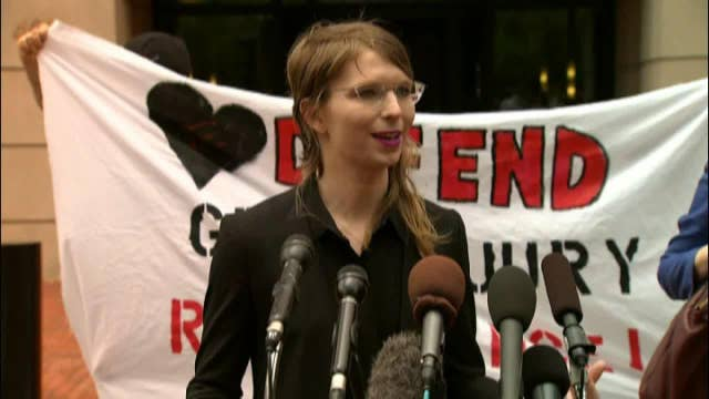 Chelsea Manning says she will not comply with new grand jury subpoena