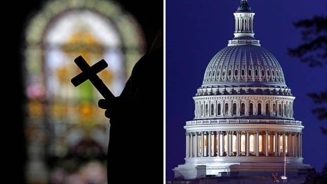 Democrats look to remove 'So Help Me God' from American politics