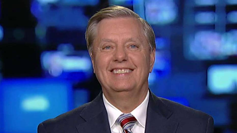 Graham: When is it enough when it comes to special counsel investigations?