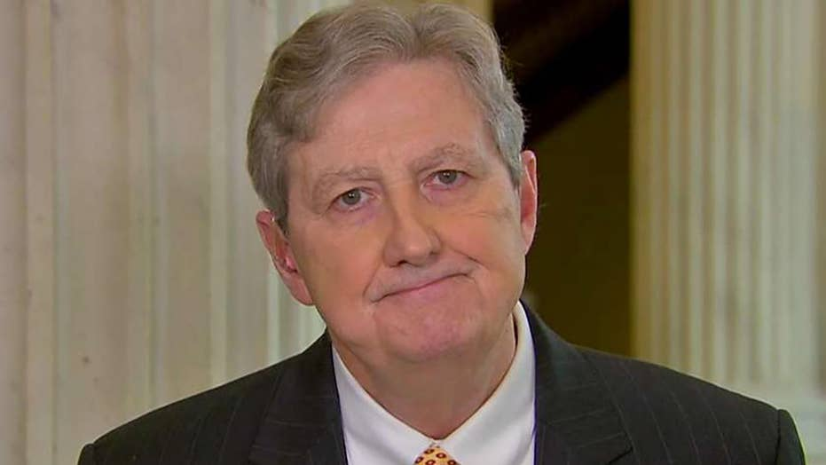 Sen. Kennedy: America needs an immigration system that looks like it was designed on purpose
