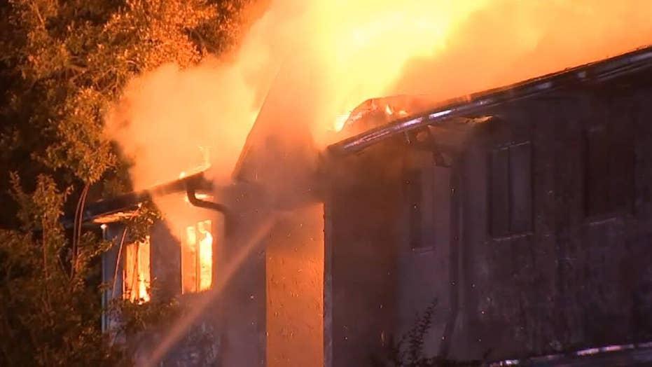 Florida mother, 2 children die in house fire