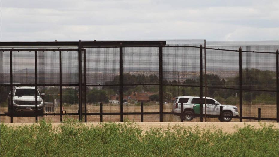 120 illegal immigrants discovered inside locked trailer in Texas