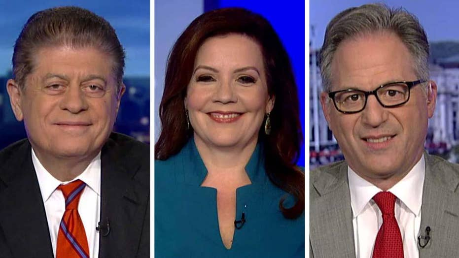 New York City Mayor Bill de Blasio says he can take on President Trump