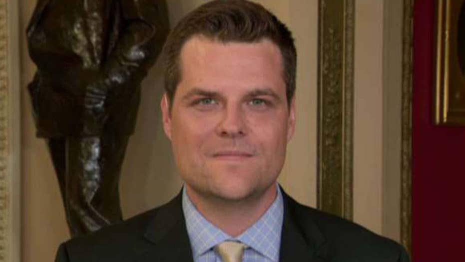 Gaetz: Americans want an asylum system that works