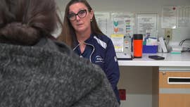 Hospital staff find themselves on the front lines of war on human trafficking