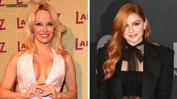 Pamela Anderson defends Ariel Winter against body-shamers while attacking Trump