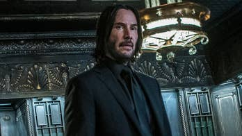 'John Wick' stars Keanu Reeves and Halle Berry talk stunt work, dog training and new movie