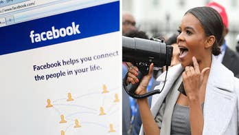 Facebook temporarily suspends Candace Owens