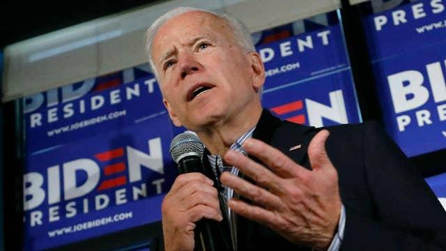 Dana Perino: Joe Biden has an 'Obama glow'