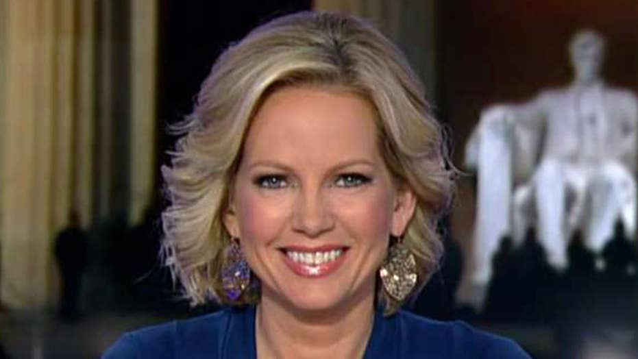 Shannon Bream on finding success through hard work, perseverance, and faith