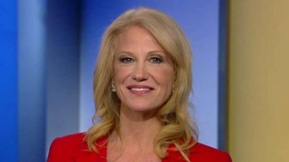 Kellyanne Conway: Congress unsuccessful to act on immigration