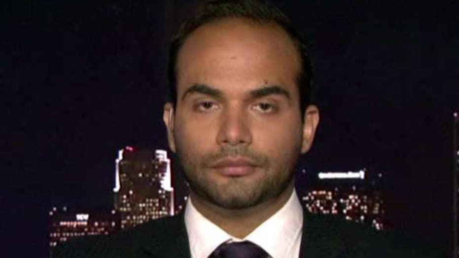 Papadopoulos: Intel agents tried to get my wife to wear a wire