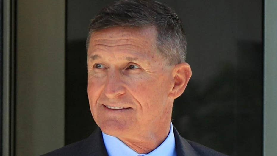 Court papers exhibit border of Mike Flynn's team-work with Robert Mueller