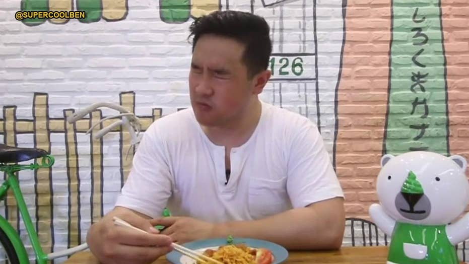 Chef temporarily lost hearing after eating spicy meal