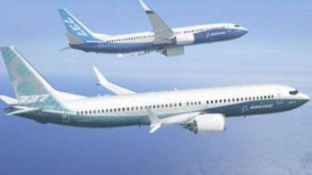 Boeing submits software update to FAA for 737 Max jets