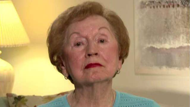 Holocaust survivor meets American soldier who helped liberate her from concentration camp