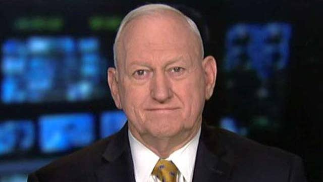 Retired General Jerry Boykin on latest threat from Iran