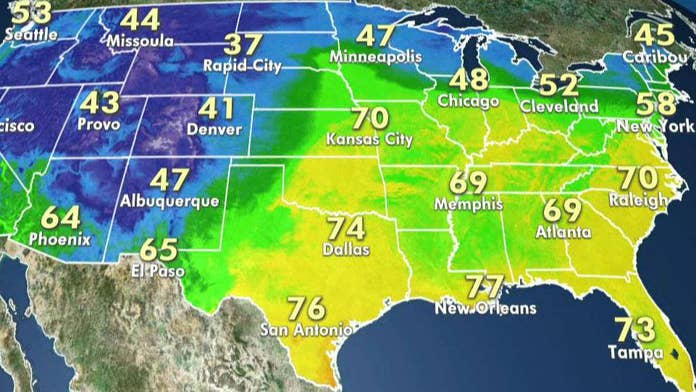 Central US braces for severe storms, flash flooding as some parts see tornado warnings