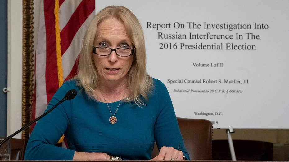House Democrats spend an entire day reading the Mueller report aloud