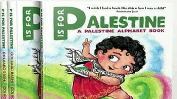 Critics blast 'P is for Palestine' children's book as anti-Semitic