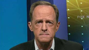 Sen. Pat Toomey on whether trade tensions with China are creating a rift in the GOP