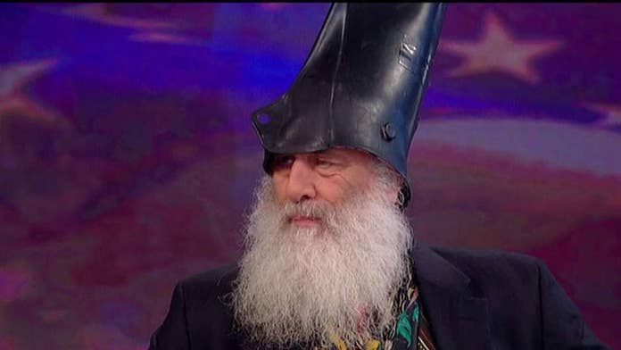 Vermin Supreme makes his 2020 bid for the Libertarian Party