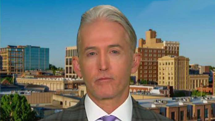 Image result for Gowdy: Obama intel bosses knew dossier was dubious