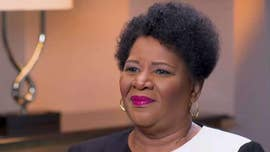 Alice Johnson, Great-grandmother who had sentence commuted by Trump, 'knew that God was going to get me out'