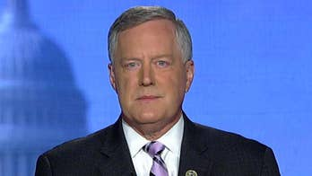 Rep. Mark Meadows thinks declassification of key Russia probe documents is 'right around the corner'