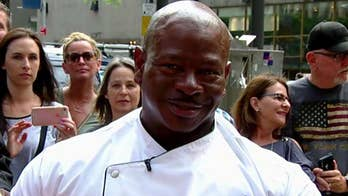 Grilling tips from White House chef Andre Rush