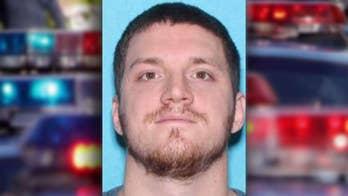Accused Alabama cop killer apprehended after manhunt