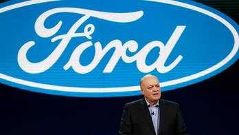 Ford cuts 7,000 white collar jobs worldwide