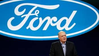 Ford cuts 7,000 white collar jobs worldwide