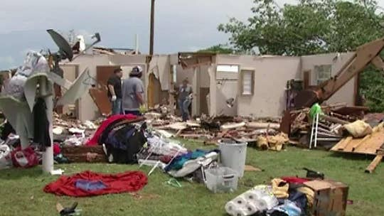 Central US braces for more severe weather after tornado outbreak