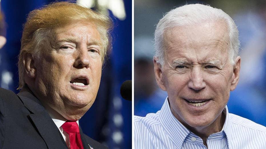 Are Trump attacks helping Biden?
