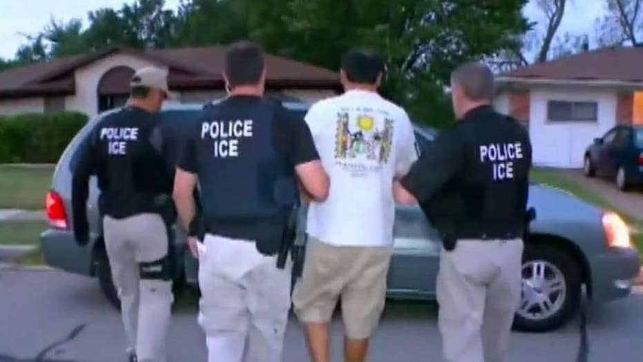 ICE fights back after county in Washington state blocks