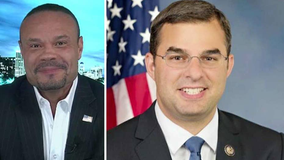 Dan Bongino urges Justin Amash to leave the Republican Party immediately