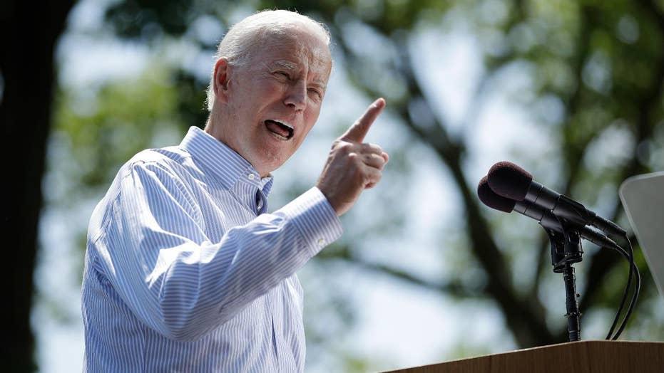 Joe Biden rebrands the Obama economy; Kamala Harris wants to fine companies for unequal pay