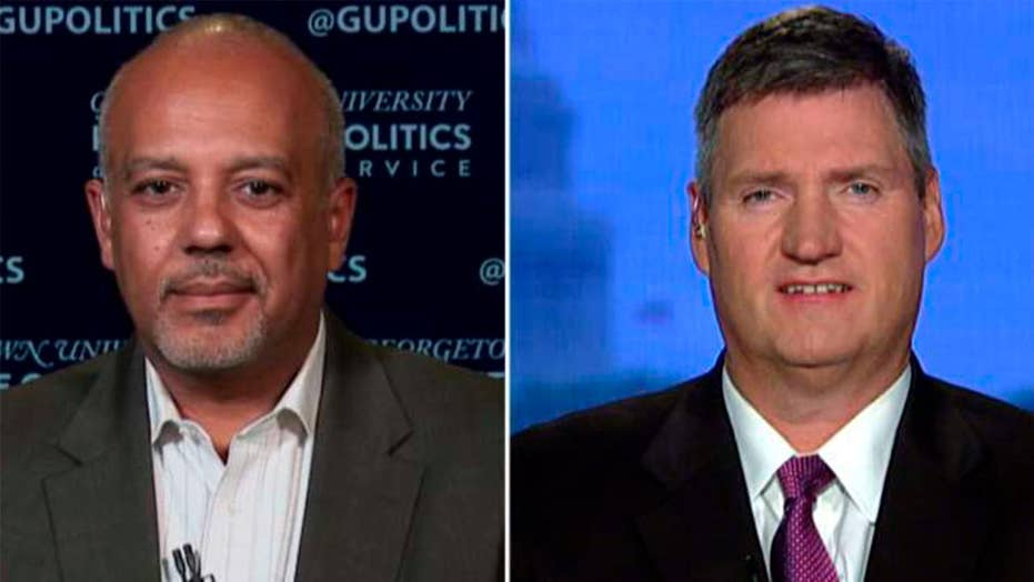 Mo Elleithee says Joe Biden's lead with black voters reflects their 'comfort level' with the candidate