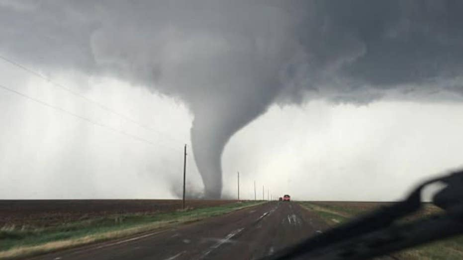 Blown Away: Wild video of first-hand tornado experiences