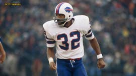 Buffalo Bills player will wear O.J. Simpson's No. 32 for first time in more than 40 years
