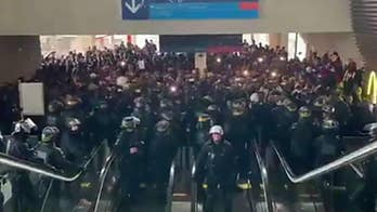 Hundreds of migrants storm Paris airport: Why every American should care