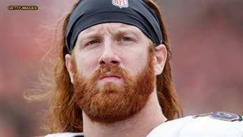 NFL player Hayden Hurst turns to social media to help find woman from flight