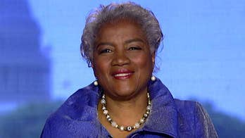 Donna Brazile: Democrats have an 'embarrassment of riches' to take on Trump in 2020