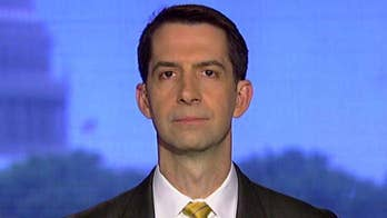 Sen. Tom Cotton says Trump administration is taking prudent steps to deter Iranian aggression