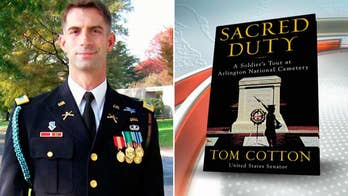 Sen. Tom Cotton discusses his new book 'Sacred Duty'