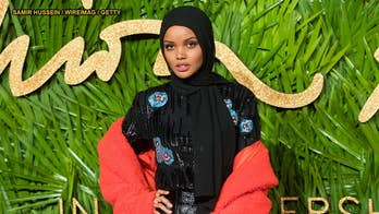 Sports Illustrated Swimsuit model Halima Aden talks wearing a hijab, burkini: 'I'm so incredibly grateful'