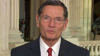 Barrasso: We want Iran to stop their activities, we don't want to have to attack