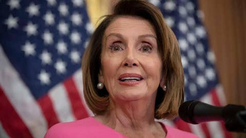 House Speaker Nancy Pelosi clashes with caucus over impeachment push