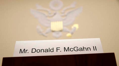 Former White House counsel Don McGahn refuses to testify, skips House hearing